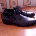 Будущий зять украл у тещи пару новых мужских туфель в Слободзейском районе
