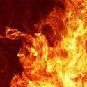 Житель Авдармы облил бензином и поджег собственную жену