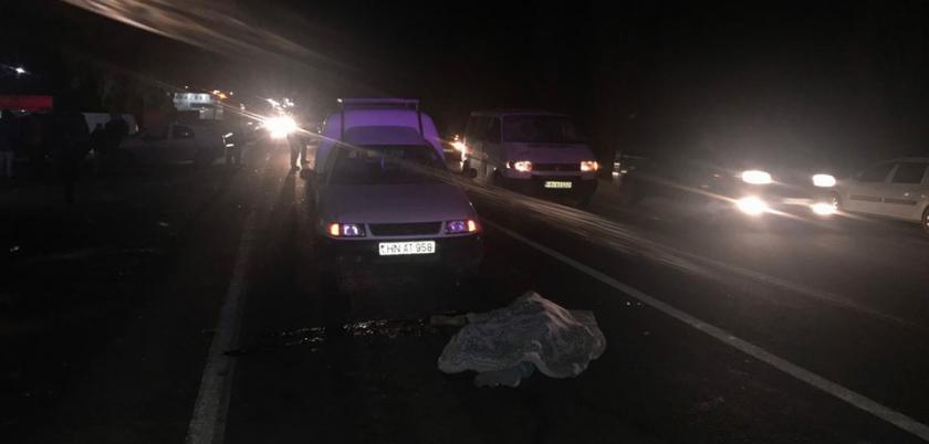На трассе Кишинев-Хынчешты был насмерть сбит пешеход (ФОТО)