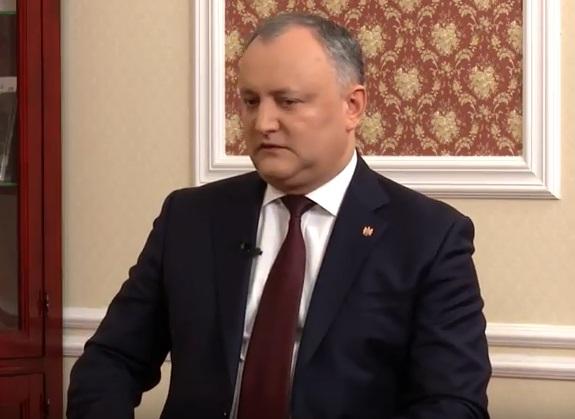 Три президента и глава МИД РФ: Додон рассказал, кого ждут в Молдове в следующем году (ВИДЕО)