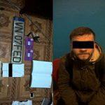 """""""Автомобильный шантажист"""" задержан в Кишиневе при совершении преступления (ФОТО)"""