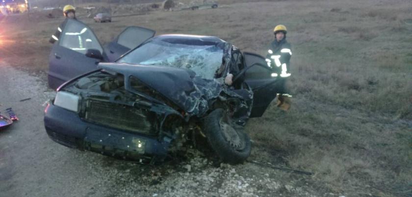 Смертельная авария в Кантемирском районе: скончался молодой человек (ФОТО)