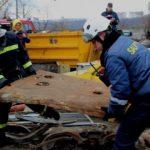 Пострадавшего в ДТП мужчину с трудом извлекли из искореженной машины