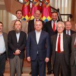 Додон на встрече с иностранными учеными поддержал проведение научных конференций в Молдове (ФОТО)