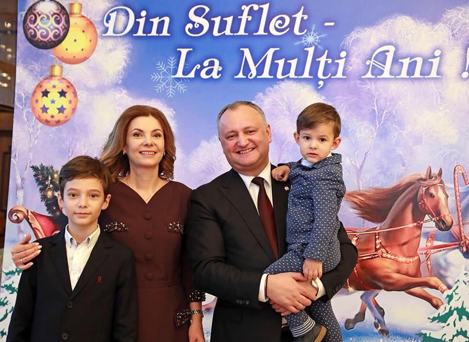 """Фонд """"Din Suflet"""" подарил предновогодний праздник 400 детям из социально уязвимых семей (ФОТО)"""