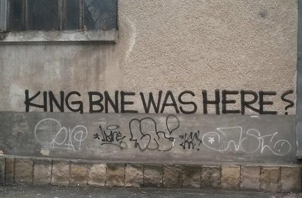 Кишиневцы разгадали смысл странных надписей, появившихся на улицах столицы (ФОТО)