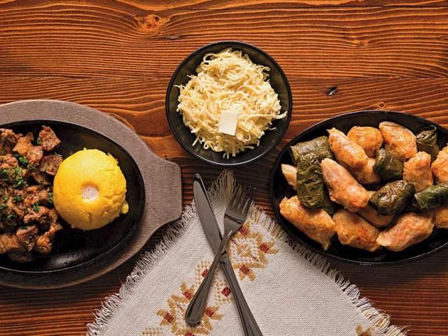 Национальные молдавские блюда всё больше ценятся за рубежом