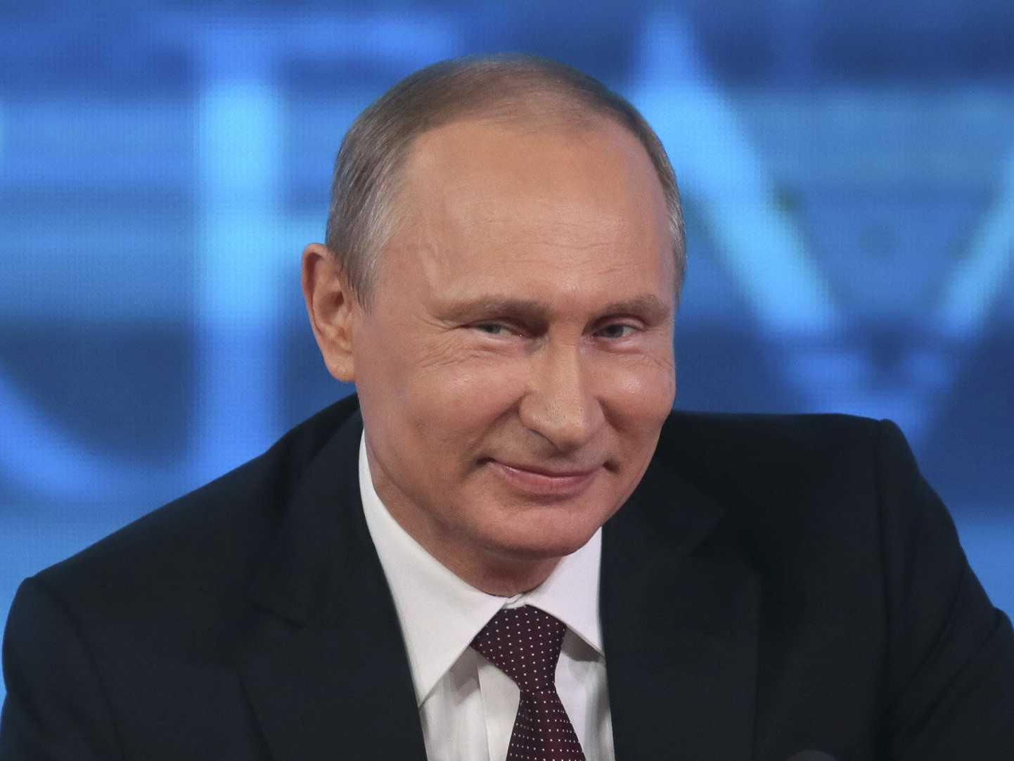 Владимир Путин остается зарубежным политиком №1 в Молдове