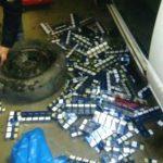Румынские пограничники оставили молдаванина без контрабанды и микроавтобуса (ФОТО)