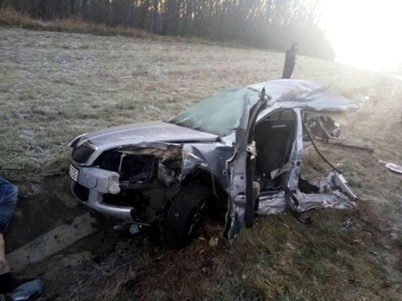 Погибшие в аварии у Стежарень супруги работали в прокуратуре и «Chișinău Gaz»