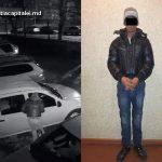 Задержан мужчина, ночами обчищавший машины кишиневцев (ВИДЕО)