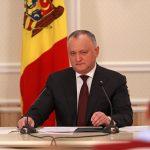 Додон: Отставку нынешних министров подпишу, но новые кандидатуры не одобрю