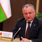 Додон: Большинство молдавских граждан – за дружбу с РФ и за то, чтобы Молдова оставалась в СНГ (ВИДЕО)