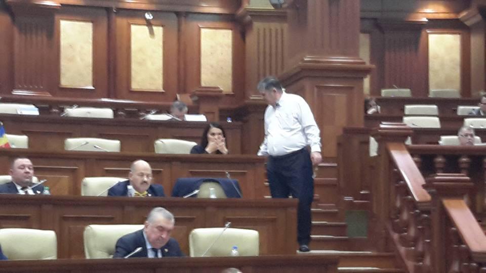 Зотя заняла место Гимпу в парламенте. Депутат: В ЛП предстоят радикальные изменения?