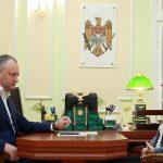 Игорь Додон рассказал, чем грозит затягивание принятия законов о Гагаузии парламентом