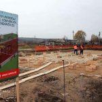 Установка спортивных комплексов в селах страны по инициативе президента идет полным ходом