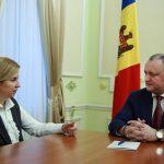 Додон: Ирина Влах победит на выборах башкана