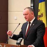Додон: Молдова может и должна полноценно реализовать свое предназначение – служить мостом между Западом и Востоком