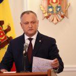 Президент пообещал добиться амнистии для молдавских мигрантов по статье 27 Федерального закона РФ