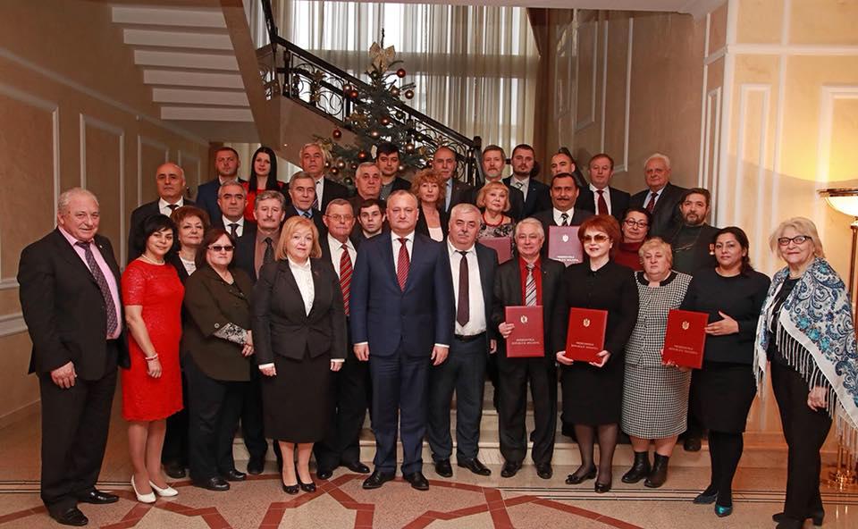 Додон: Наш долг – защищать права всех граждан, живущих в РМ