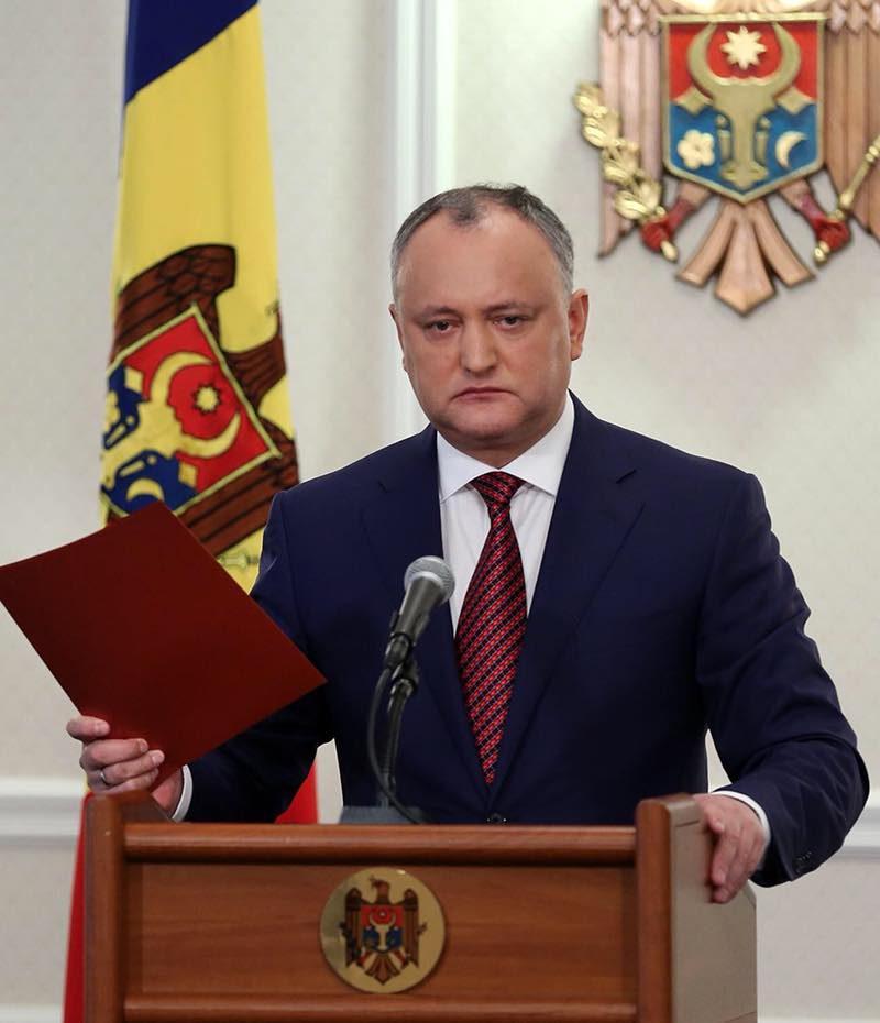 Додон: Участие Молдовы в ЕАЭС создало значительные возможности для развития страны