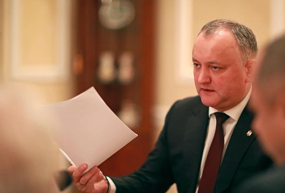 """Додон ответил """"умникам"""", желающим выхода Молдовы из СНГ (ВИДЕО)"""