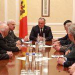 Додон: Гагаузская автономия должна быть достойно представлена в новом парламенте