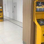 В столичном аэропорту появились терминалы для вызова такси (ФОТО)