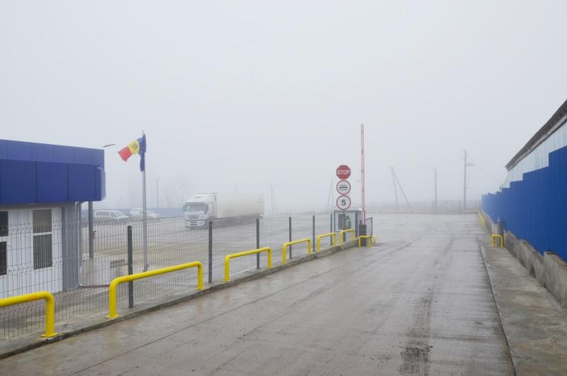 Модернизированный пункт пропуска «Отачь» позволит грузовикам не стоять в километровых очередях (ФОТО)