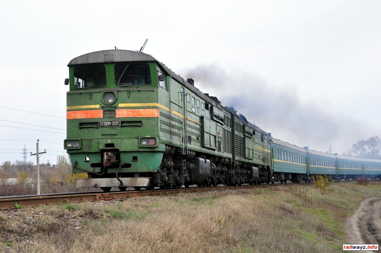 В Унгенах поезд насмерть сбил мужчину