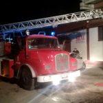 Горит многоэтажка на Рышкановке: жильцов эвакуировали, электричество отключили