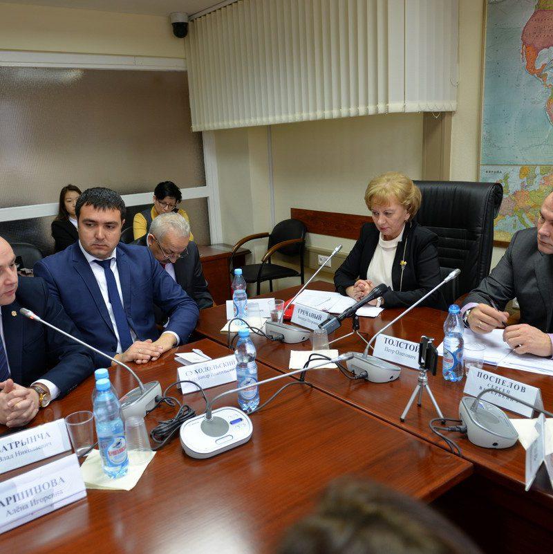 Несмотря на препятствия со стороны парламентского большинства, в Москве состоялось заседание межпарламентской группы дружбы «Молдова – Россия»