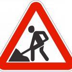 В Бендерах пьяные молодые люди украли дорожные знаки на глазах ремонтной бригады