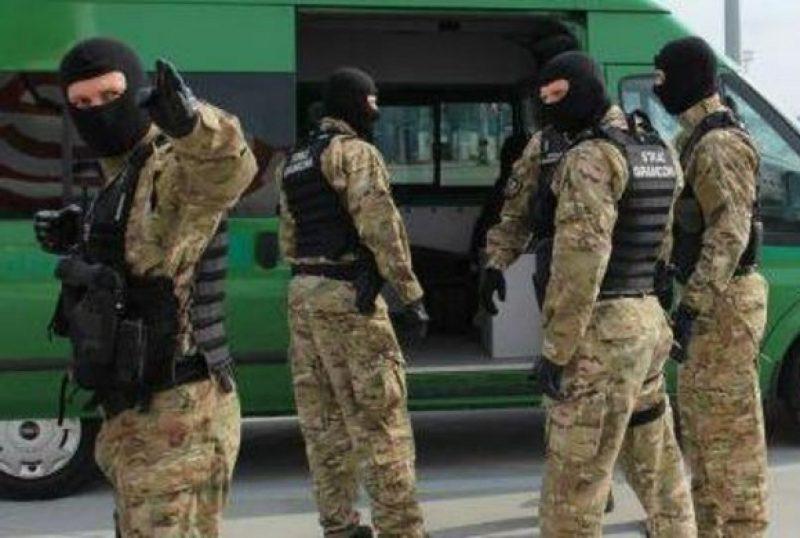 Молодой молдаванин задержан на польско-украинской границе