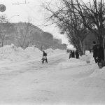 Ровно 52 года назад в эти дни жители Кишинева утопали в сугробах