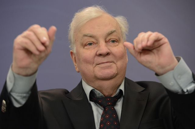 Скончался старейший актер театра сатиры Михаил Державин
