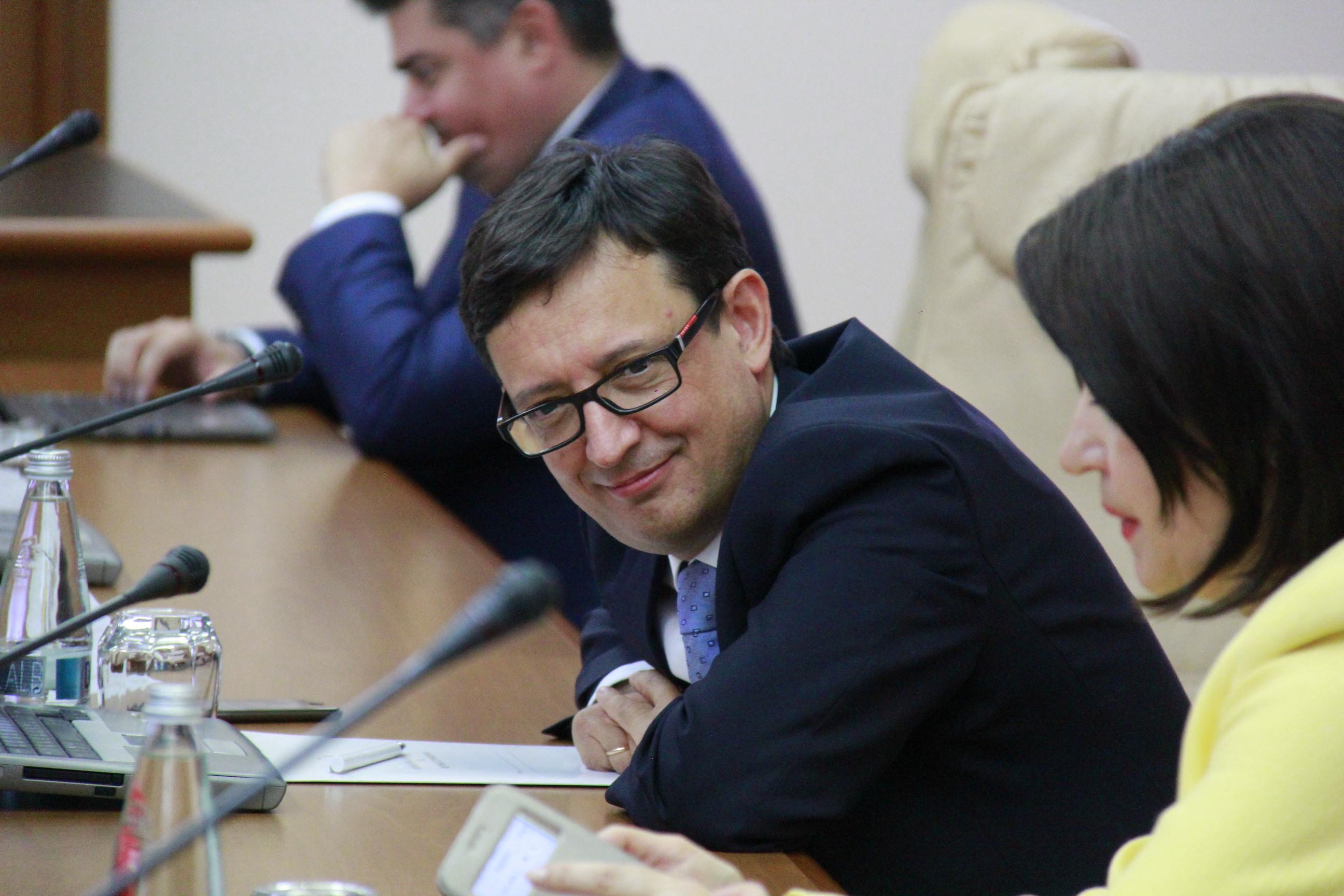 Октавиан Армашу стал новым главой Нацбанка Молдовы
