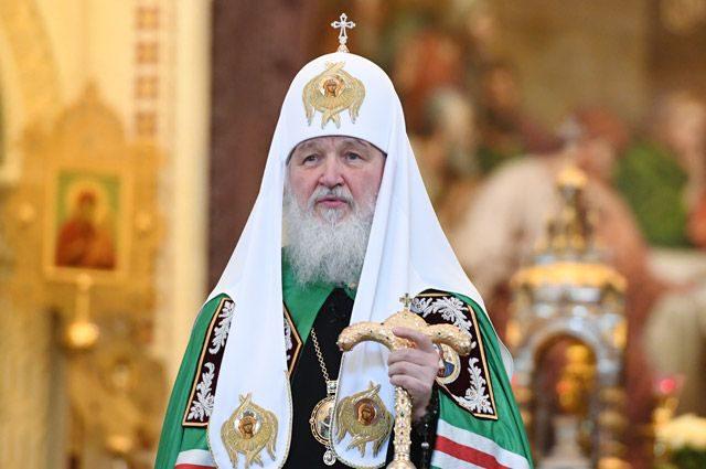 «С любовью к Богу». Патриарх Кирилл поздравил читателей «АиФ» с Рождеством