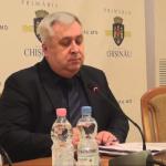 Петру Гонтя отстранен от руководства столичным управлением ЖКХ