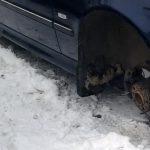 «Разувшие» машину автомобильные воры в Гагаузии не сумели избежать наказания