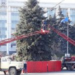 Примэрия начала подготовку к Новому году: жителей муниципия спрашивают, какую елку они хотят
