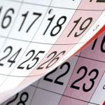 В феврале и марте приднестровцев ждут две короткие рабочие недели