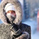 На следующей неделе в Молдове столбики термометров опустятся до -17 градусов