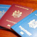 Формат биометрического паспорта Молдовы будет изменён (ФОТО)