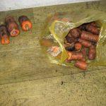Сотрудники тюрьмы в Резине обнаружили в моркови шприцы с марихуаной (ФОТО)