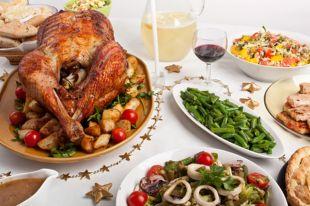 Православное Рождество: гусь с кислой капустой и фигурные пряники