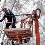 Без электричества до сих пор остаются 11 населенных пунктов страны