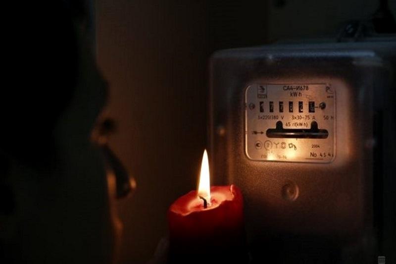 Где в Молдове в субботу не будет света: список адресов