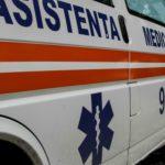 В Кишинёве две машины скорой помощи оказались заблокированными из-за заснеженной дороги (ВИДЕО)