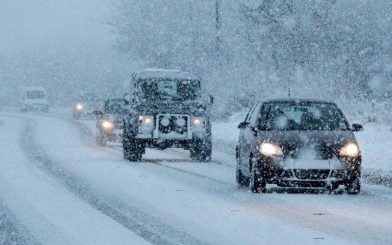 Снегопад в Молдове: как обстоит ситуация на дорогах к этому часу